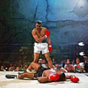 Classic Ali Poster