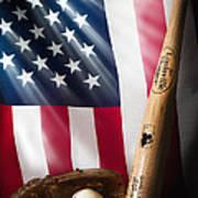 Classic Americana Poster