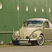 Classic Beetle 7 Poster