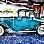 Classic Car 2 Poster