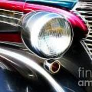 Classic Cars Beauty By Design 1 Poster