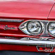 Classic Corvair Poster