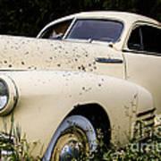 Classic Fleetline Car Poster
