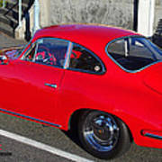 Classic Porsche 356c Poster