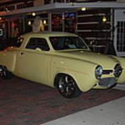 Classic Studebaker Poster