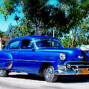 Classics Of Cuba Poster