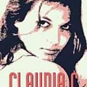 Claudia C Poster