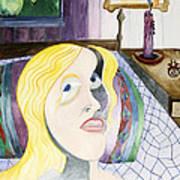 Claudia I Dreamt Poster