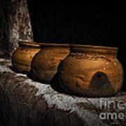 Clay Pots  ... Poster