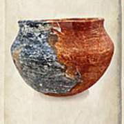 Clay Pottery  - Fine Art Photography Poster by Ella Kaye Dickey