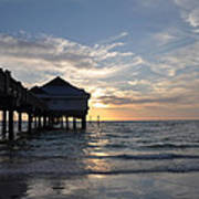 Clearwater Florida Pier 60 Poster