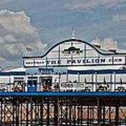 Cleethorpes Pier Poster