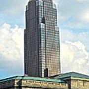 Cleveland Key Bank Building Poster