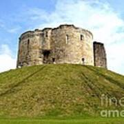 Clifford's Tower York Poster