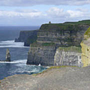 Cliffs Of Moher 4 Poster