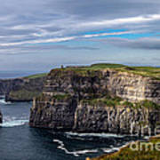 Cliffs Of Moher I Poster