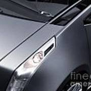 Close Up Of Cadillac Ulc Urban Luxury Car Poster