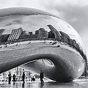 Cloud Gate Poster