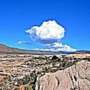 Cloud In Colorado Poster