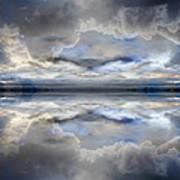 Cloud Mirror Poster