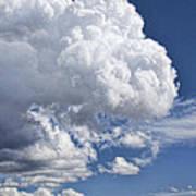 Cloud Study 114 Poster