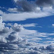 Cloud Ten Poster