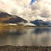 Clouds Over Wakatipu #1 Poster