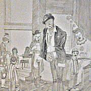 Clown Bar Poster
