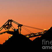 Coal Loader Poster