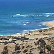 Coast Baja California Poster