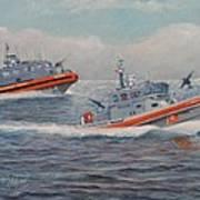 Coast Guard LRI and RB-M Poster