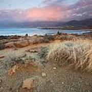 coast of Crete 'I Poster