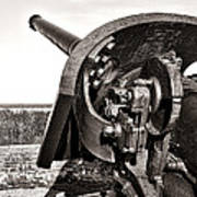 Coastal Artillery Poster