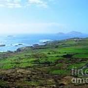 Coastal Ireland Poster