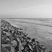 Coastal Lines Poster