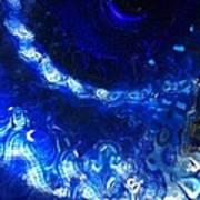 Cobalt Flow  Poster