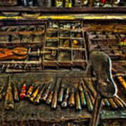 Cobblers Tools Poster