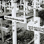 Cochin Cemetery  Poster