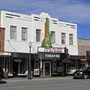 Cody Wyoming Theater Poster
