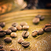 Coffe Beans Poster