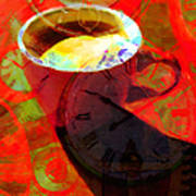 Coffee Time My Time 5d24472m12 Poster