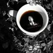 Coffee With Alfred Poster