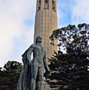 Coit Tower -1 Poster