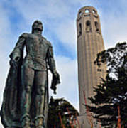 Coit Tower -2 Poster