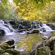 Coker Creek Falls Poster