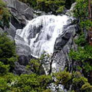 Cold Rush - Yosemite National Park Poster