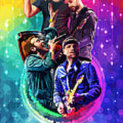 Coldplay Mylo Xyloto Poster