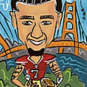 Colin Kaepernick - Achievement Poster