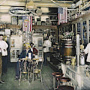 Collins Pharmacy, 1900 Poster