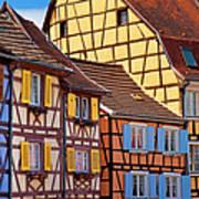 Colmar Alsace Poster